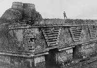Maya-Ruinen in Uxmal, 1932 Timeline Classics/Timeline Images