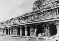 Maya-Tempel in Mexiko, 1933 Timeline Classics/Timeline Images