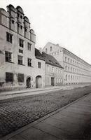 Melanchthon-Haus in Wittenberg, 1902 Timeline Classics/Timeline Images
