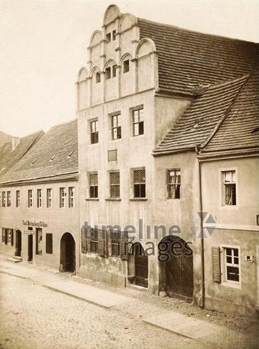 Melanchthon-Haus in Wittenberg Timeline Classics/Timeline Images