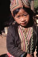 Meo Mädchen bei Chiang Mai, 1978 Czychowski/Timeline Images