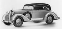 Mercedes Typ 200 (W21), 1933 Timeline Classics/Timeline Images