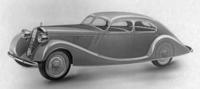 Mercedes Typ 290 (W18) Stromlinienlimousine, 1933 Timeline Classics/Timeline Images