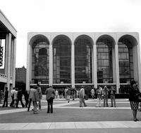 Metropolitan Opera in New York, 1973 Juergen/Timeline Images