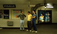 Metrostation Pigalle in Paris, 1986 Juergen/Timeline Images