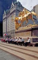 Mittagspause am Grand Army Plaza Raigro/Timeline Images