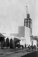 Moschee in Casablanca, 1907 Timeline Classics/Timeline Images