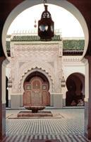 Moschee in Fes, 1969 Raigro/Timeline Images