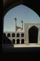 Moschee in Isfahan, 1964 Czychowski/Timeline Images