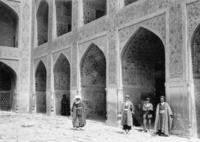Moschee in Isfahan in Persien, 1932 Timeline Classics/Timeline Images