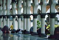 Moschee in Kuala Lumpur, 1985 hwh089/Timeline Images
