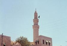 Moschee in Mosul, 1964 Czychowski/Timeline Images
