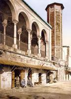 Moschee Sainte Catherine in Tunis, 1908 Timeline Classics/Timeline Images
