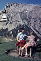 Mutter und Kind in den Niederen Tauern, 1966 Juergen/Timeline Images