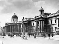 National Gallery in London, 1931 Timeline Classics/Timeline Images
