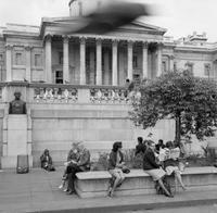 National Gallery in London, 1964 Juergen/Timeline Images