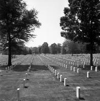 Nationalfriedhof Arlington in Washington D.C., 1973 Juergen/Timeline Images