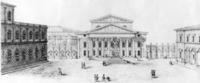 Nationaltheater in München um 1880 Timeline Classics/Timeline Images