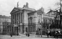 'Neues Deutsches Theater' in Prag Timeline Classics/Timeline Images