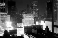 New York City bei Nacht, 1973 Jürgen Wagner/Timeline Images