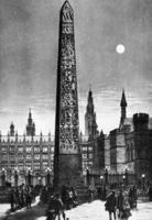 Obelisk 'Cleopatra's Needle' in London Timeline Classics/Timeline Images