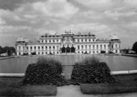 Oberes Belvedere in Wien, 1936 Timeline Classics/Timeline Images
