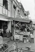 Obstand in Singapur, 1974 hwh089/Timeline Images