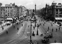 O'Conell Street in Dublin, 1936 Timeline Classics/Timeline Images