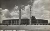 Olympiastadion in Berlin Ilka Franz/Timeline Images