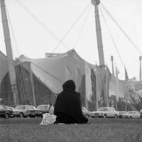 Olympiastadion in München, 1972 hwh089/Timeline Images