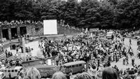 Open-Air-Festival bei der Thingstätte in Heidelberg, 1970 Schneckes/Timeline Images