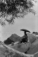 Paar am Meer in Hongkong, 1974 hwh089/Timeline Images
