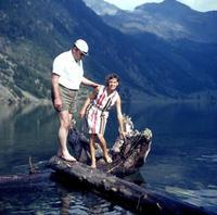 Paar am Riesachsee, 1966 Juergen/Timeline Images