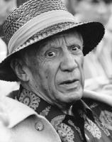 Pablo Picasso in Fréjus, 1966 Hubertus Hierl/Timeline Images