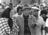 Pablo Picasso in Fréjus, 1966 leicar6/Timeline Images