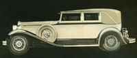 Packard Standard Eight Convertible Sedan, 1931 Timeline Classics/Timeline Images