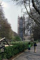 Palace of Westminster in London, 1976 Lanninger/Timeline Images
