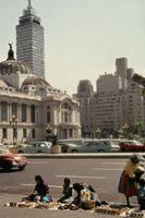 Palacio de Bellas Artes in Mexiko-City, 1975 Czychowski/Timeline Images