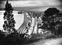 Panorama von Nizza, 1934 Timeline Classics/Timeline Images