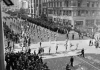 Parade der American Legion in New York, 1937 Timeline Classics/Timeline Images