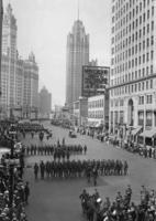 Parade des 'Loyal Order of Moose' in Chicago, 1926 Timeline Classics/Timeline Images