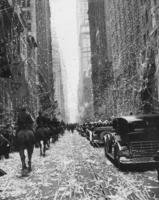 Parade für Hugo Eckner in New York, 1929 Timeline Classics/Timeline Images