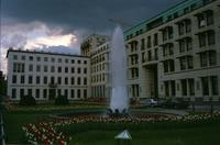 Pariser Platz Winter/Timeline Images