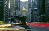 Park Avenue in New York, 1992 Raigro/Timeline Images