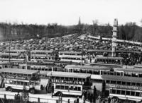 Park und Ride-System in Berlin, 1935 Timeline Classics/Timeline Images
