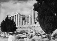 Parthenon in Athen, 1938 Timeline Classics/Timeline Images