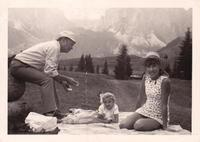 Picknick am Langkofel, 1968 Barbara/Timeline Images