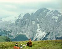 Picknick in den Dolomiten Dillo/Timeline Images