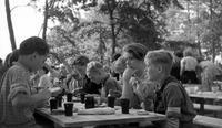 "Pionierlager ""Lilo Herrmann"" in Bad Saarow, 1953 Juergen/Timeline Images"