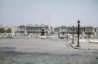 Place de la Concorde in Paris, 1959 HRath/Timeline Images